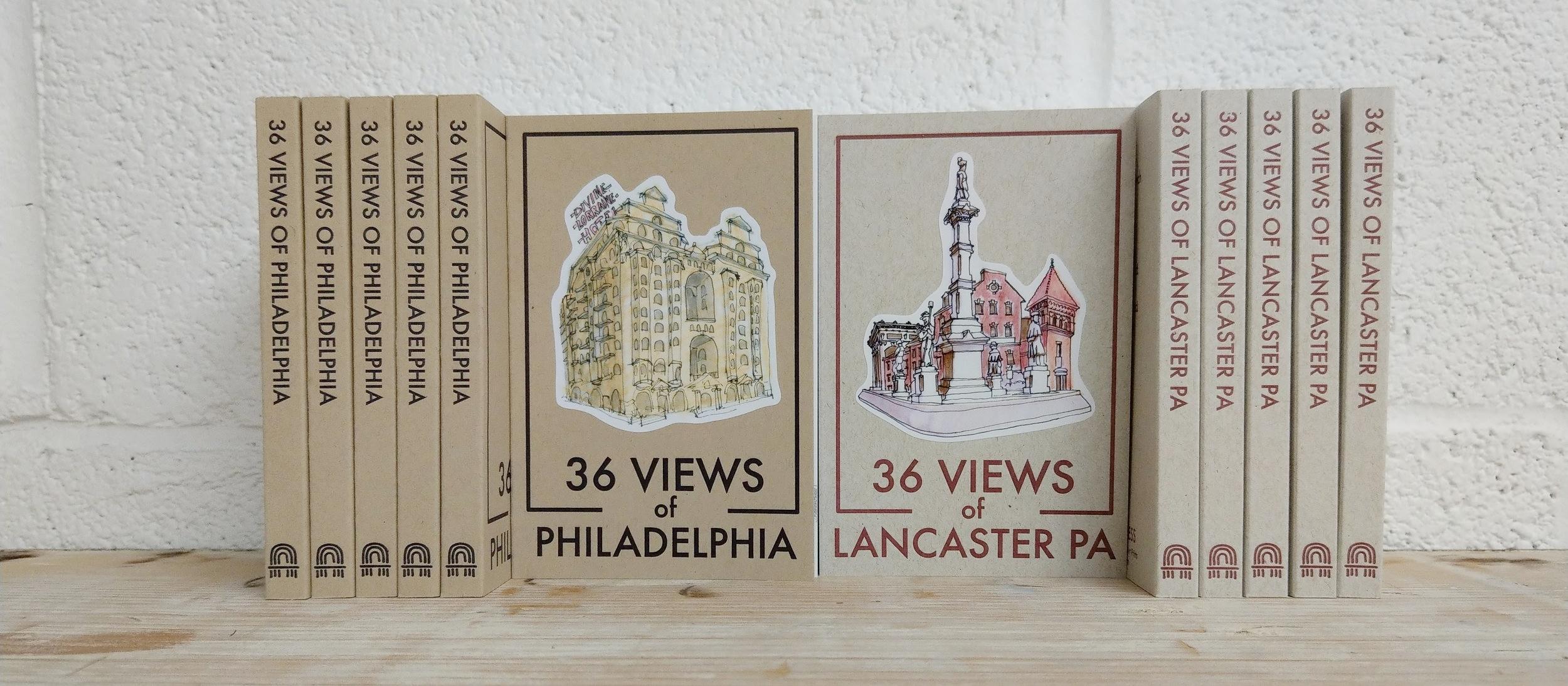 Collect All Two! - Archivolt Press Postcard Books