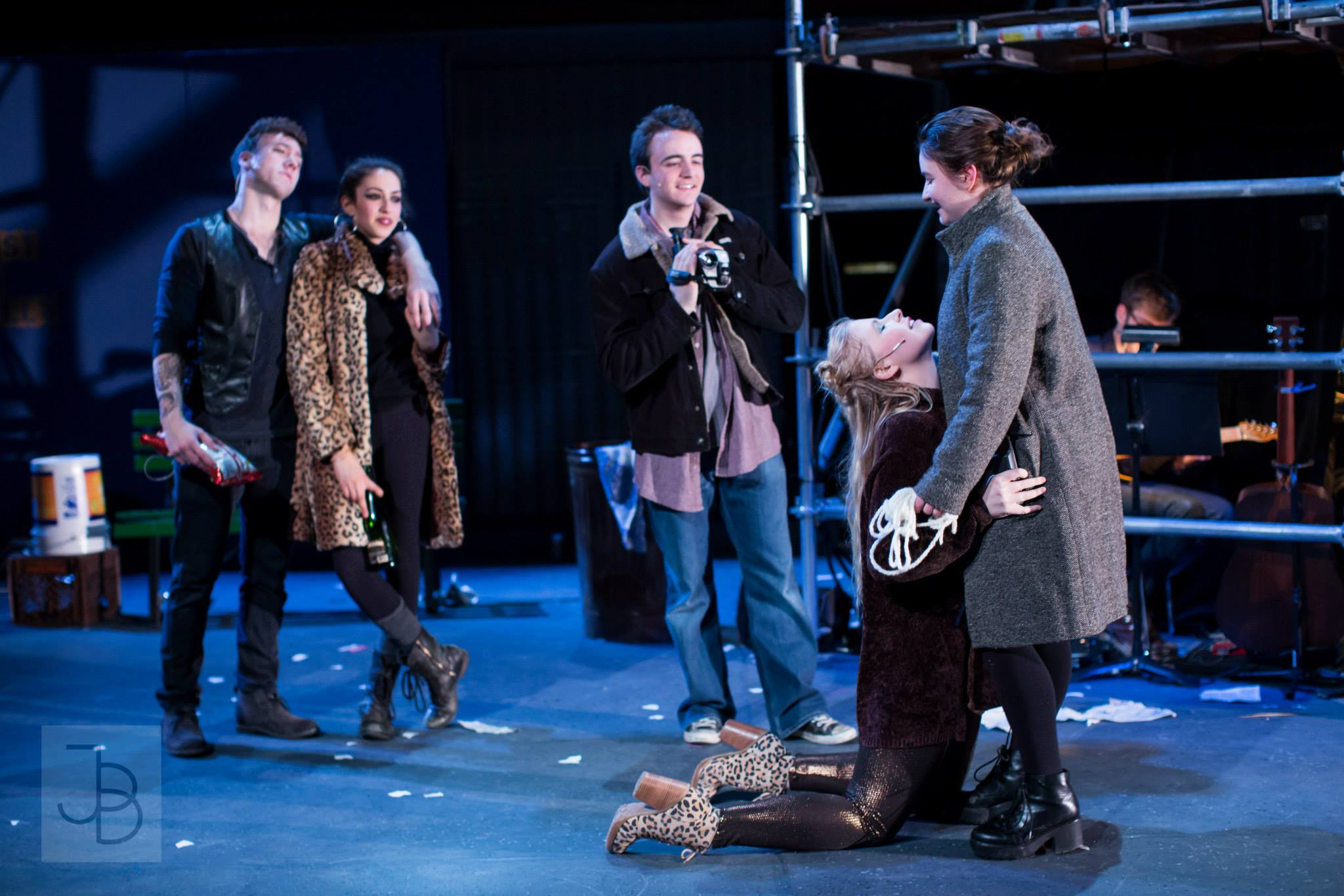 Rent,  as Maureen (Jewish Theatre Ensemble, Northwestern)