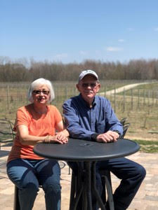 Always a joy - to discover a new Michigan winery like Vineyard 2121.