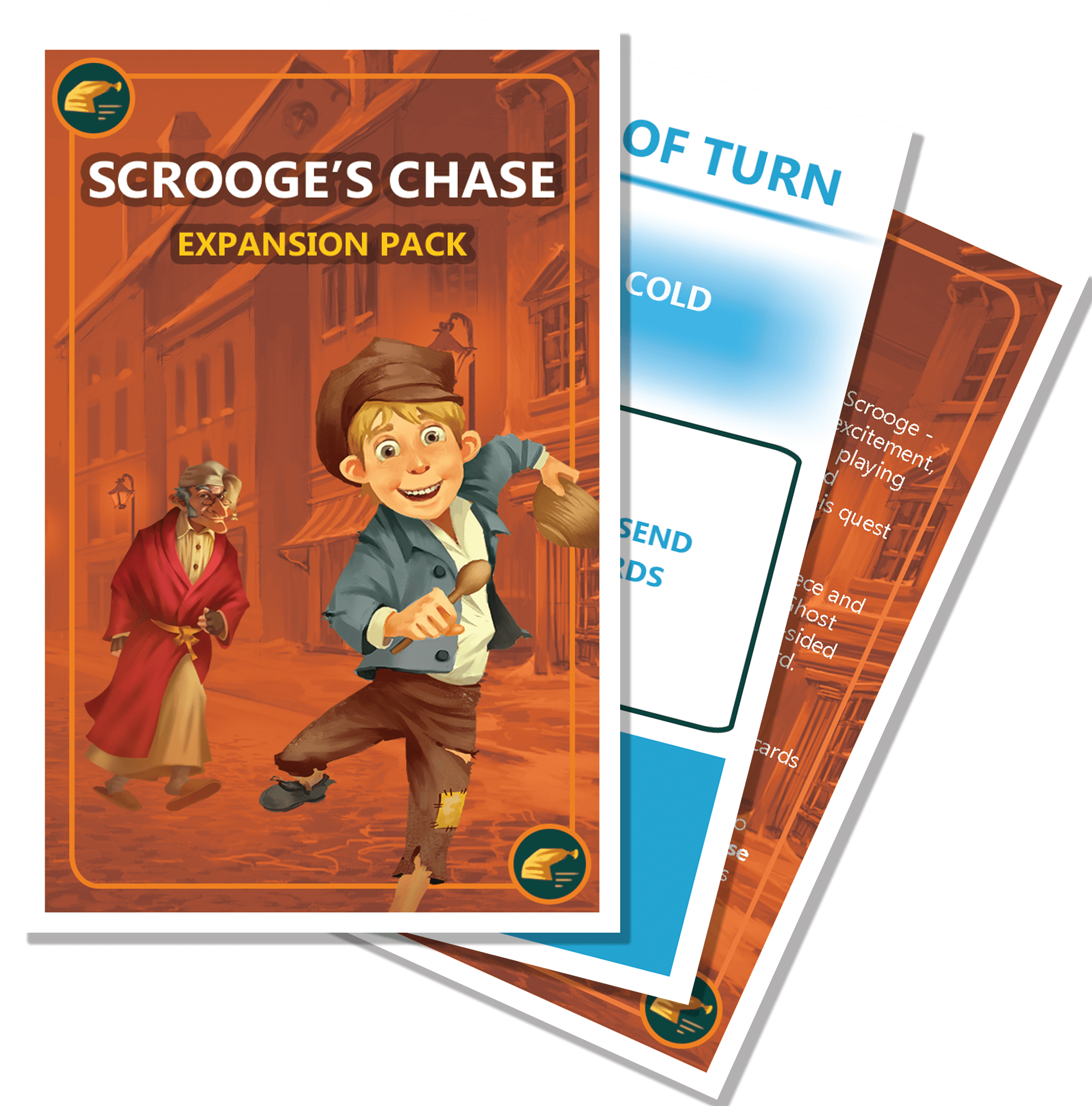 Scrooge's CHASE Expansion Pack