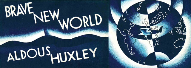 Aldous Huxley was a visionary. This classic published in 1932 is a frightening dystopian tale.
