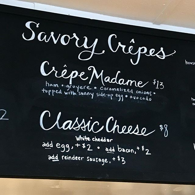 Have you seen our menu?