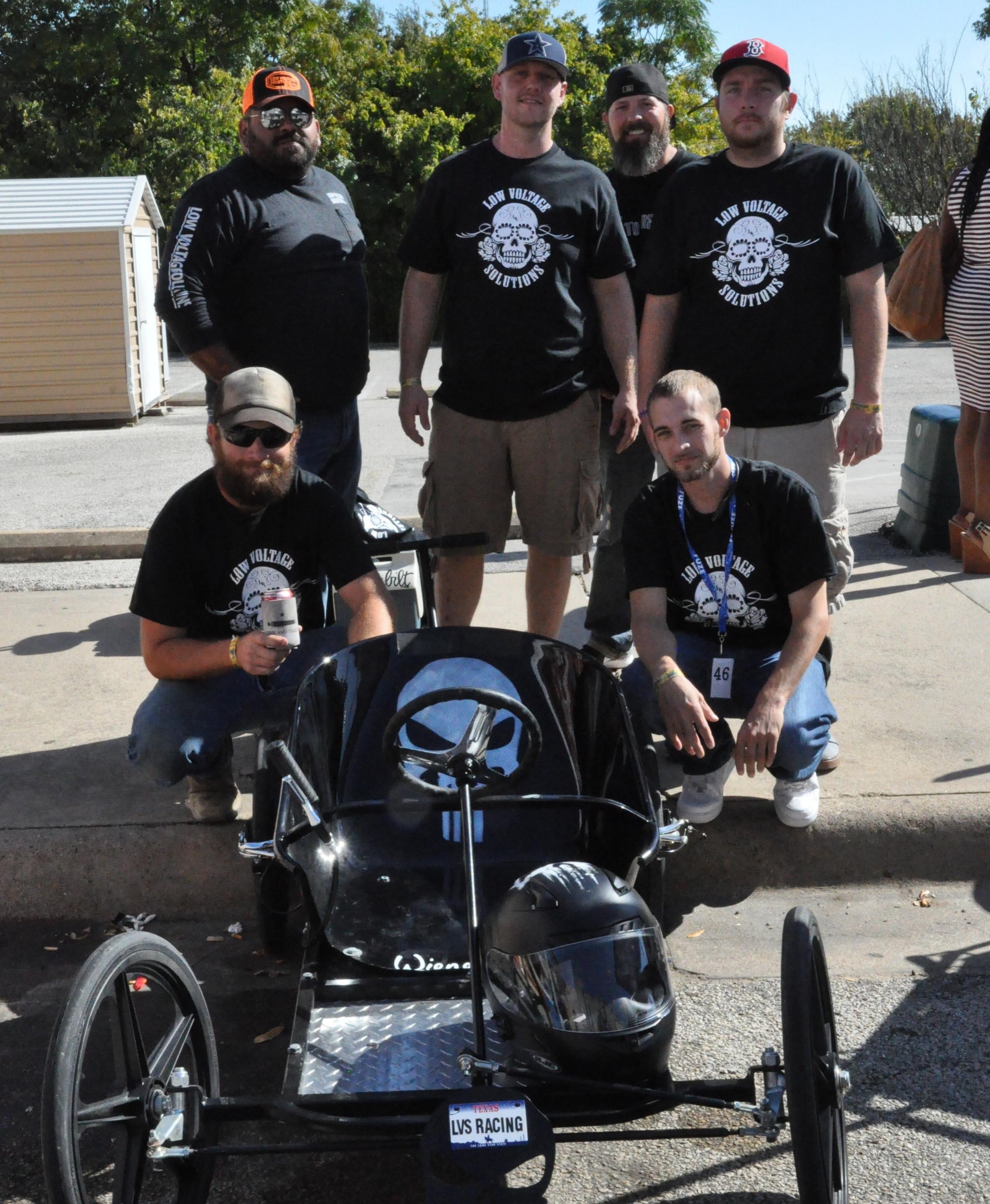 The Punisher (Dallas/Fort Worth Data Center Team)