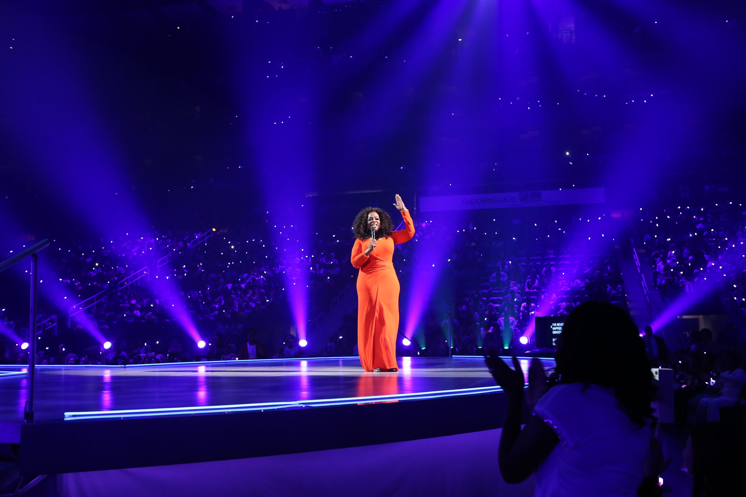 Oprah's Live the Life You Want Weekend<br />Press Content