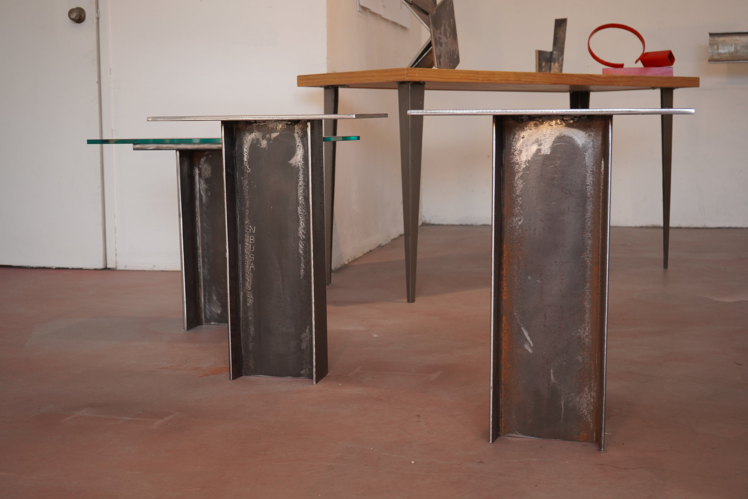 Table Nos 3, 4, and 5, 2019, SOLD