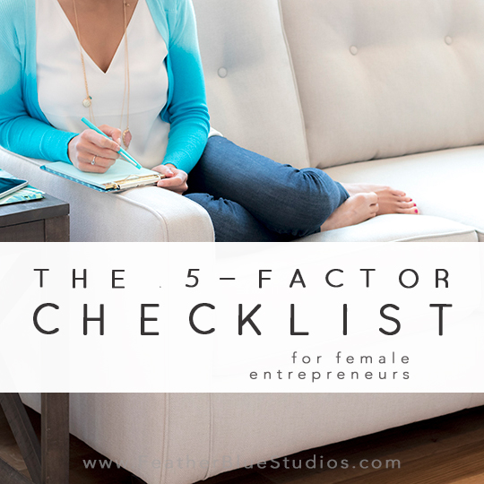 5-factor-checklist-for-women-in-business