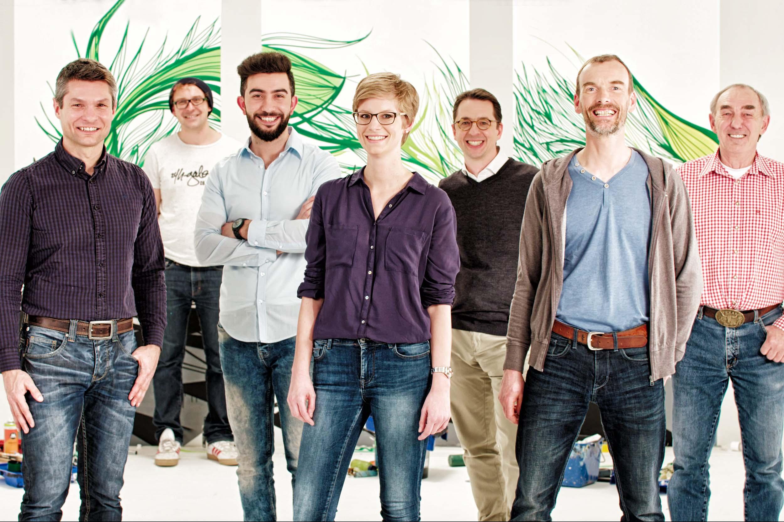 oekostrom Team