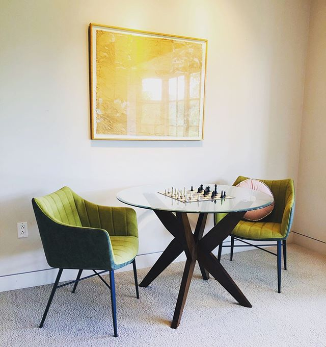Game of chess anyone? Love this cute little game nook in this modern playroom! . . . . . #homestagers #homestaging #interiorinspo #interiordetail #modernplayroom #gameroomdecor #interiorstylists #stagedtosell #argyletx #mycortstyle