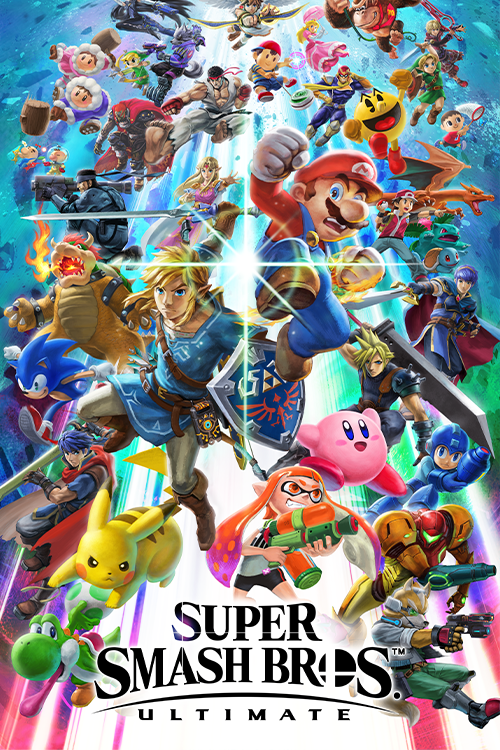 Smash Ultimate Singles & Doubles