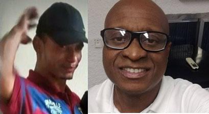 Luciano Macedo (Left,) and Evaldo Rosa. (Photo: Social Media)