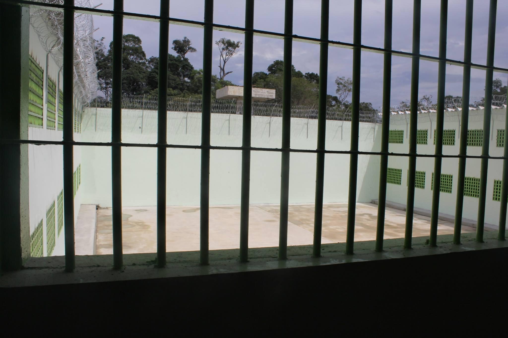 Prison in Amazonas (Photo: SEAP Amazonas Social media)