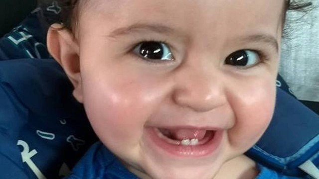 Two year old Joao, murdered by his father Evandro Santos de Araújo who then killed himself. (Photo: Social Media)
