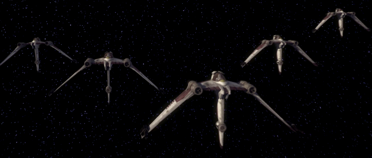 V-19 Starfighters