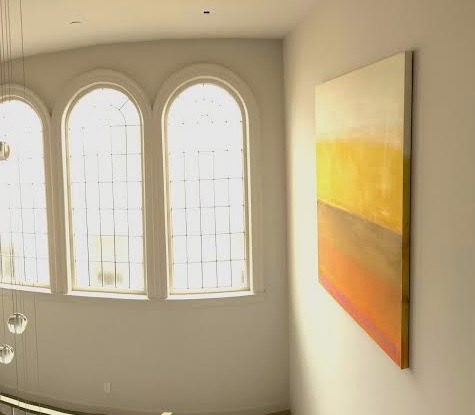 Paintings Over Staircase 3.jpg