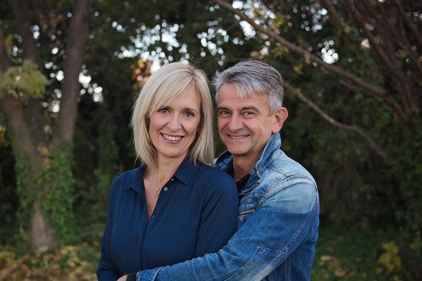 Pastors Melanie and Paul Marshall
