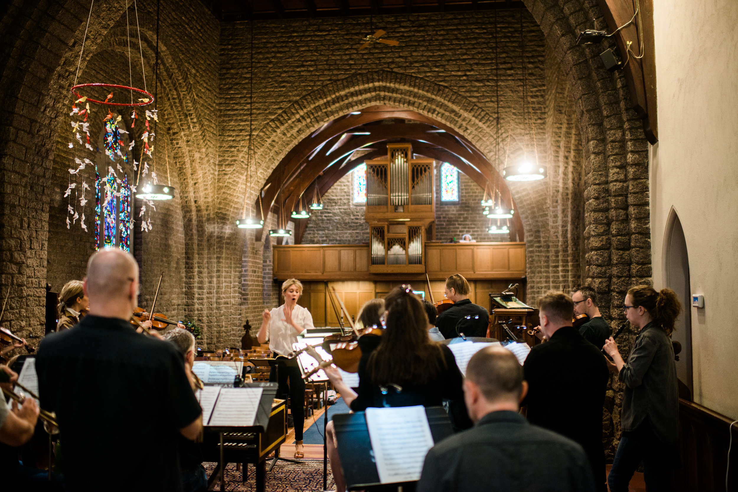 """""""The performances were magnificent, some of the best Bach playing I've heard anywhere."""" - Allan Kozinn, former music critic and culture writer for The New York Times"""