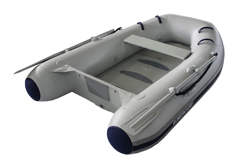 "310 Sport - Length: 9'6""Weight: 122 lbsCapacity: 4 personsMaterial: PVCMax Horsepower: 15"