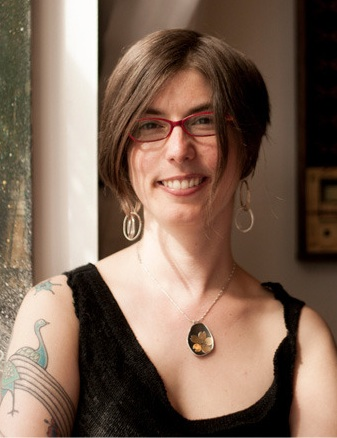 Eden Stein, owner and curator at Secession
