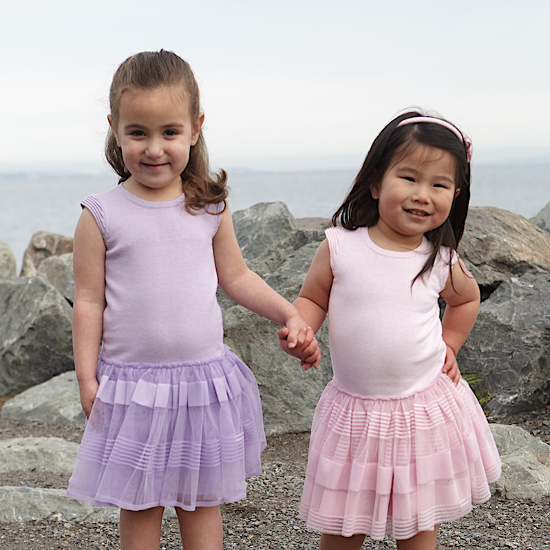 Tutu dresses by Eden & Zoe