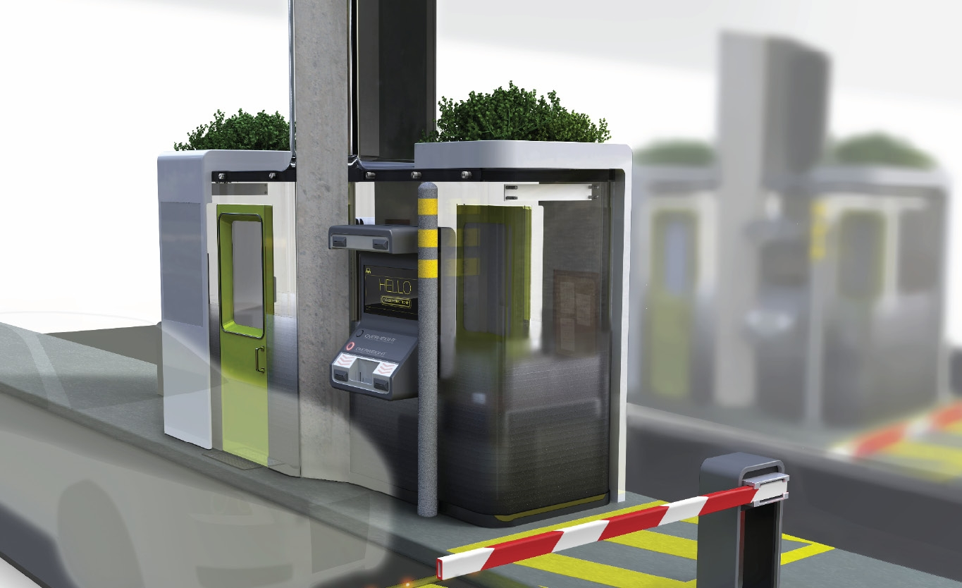 VISTA TOLL BOOTH -  View Project