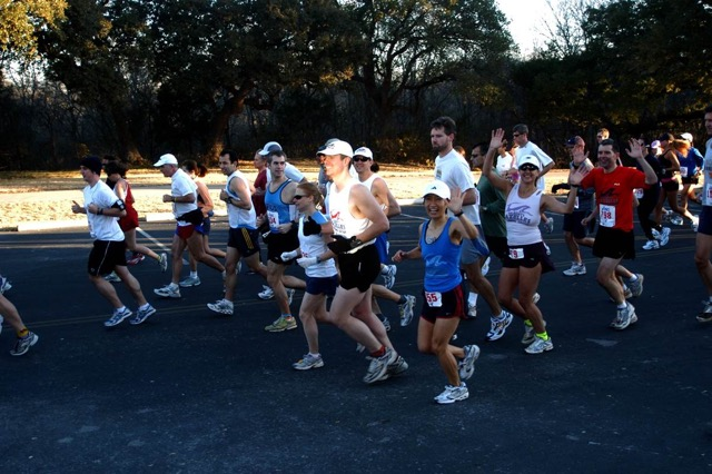 RunTex 20 miler – January 8, 2006
