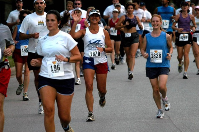 Pervasive Power Charge 10 miler – October 16, 2005