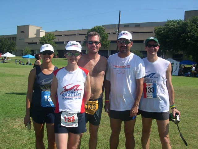 July 4, 2005  Marathon Relay