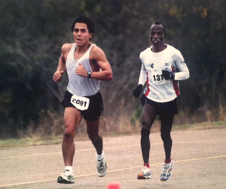 2002 Decker Challenge with Gilbert