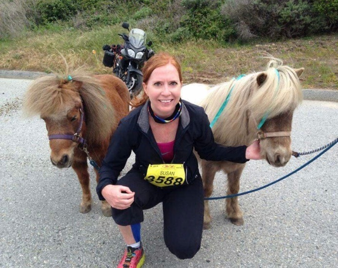Big Sur Marathon Mile 16