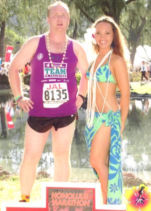 Honolulu Marathon 2004