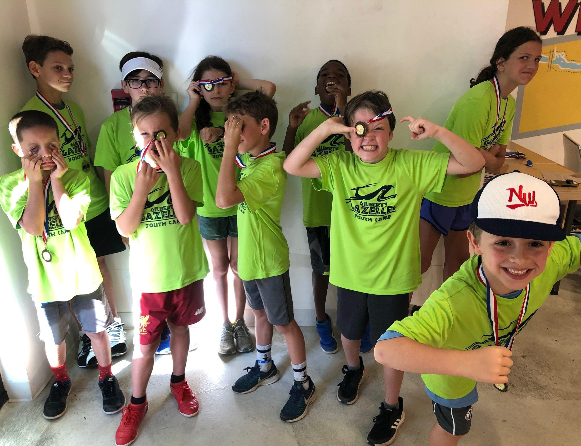 Youth Gazelles Summer Camp.JPG