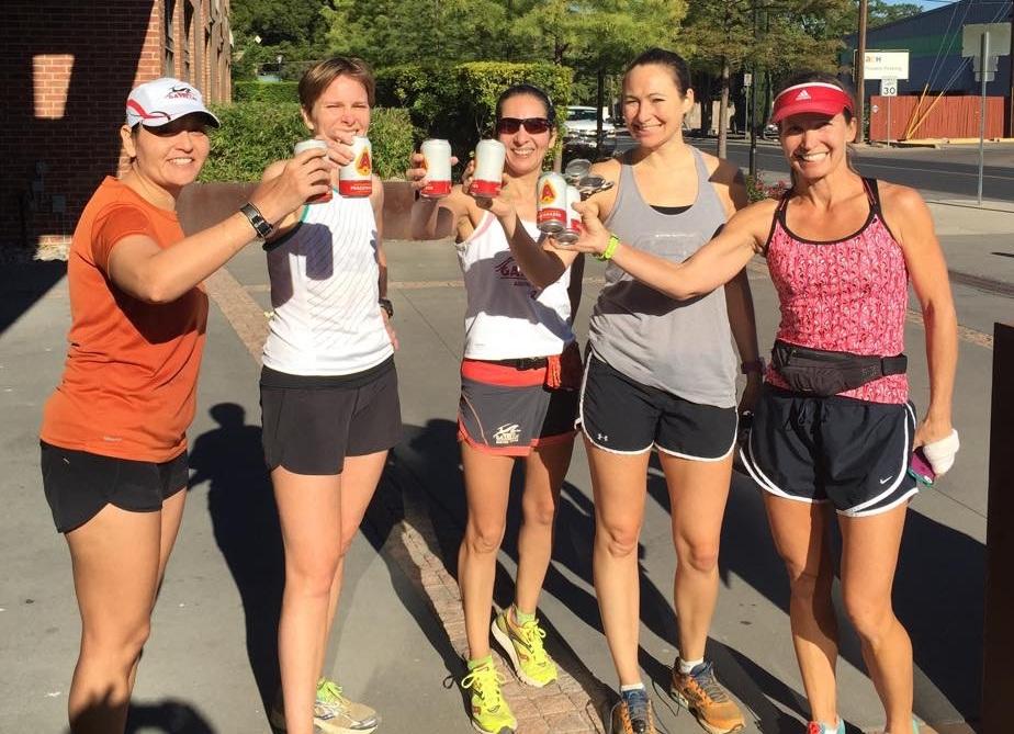 NYC Marathon Training 2014