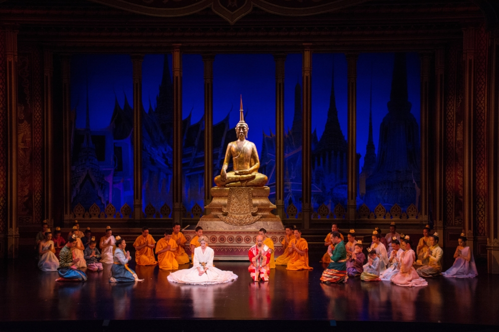 The King and I. ZACH Theatre. Props Artisan. 2015.