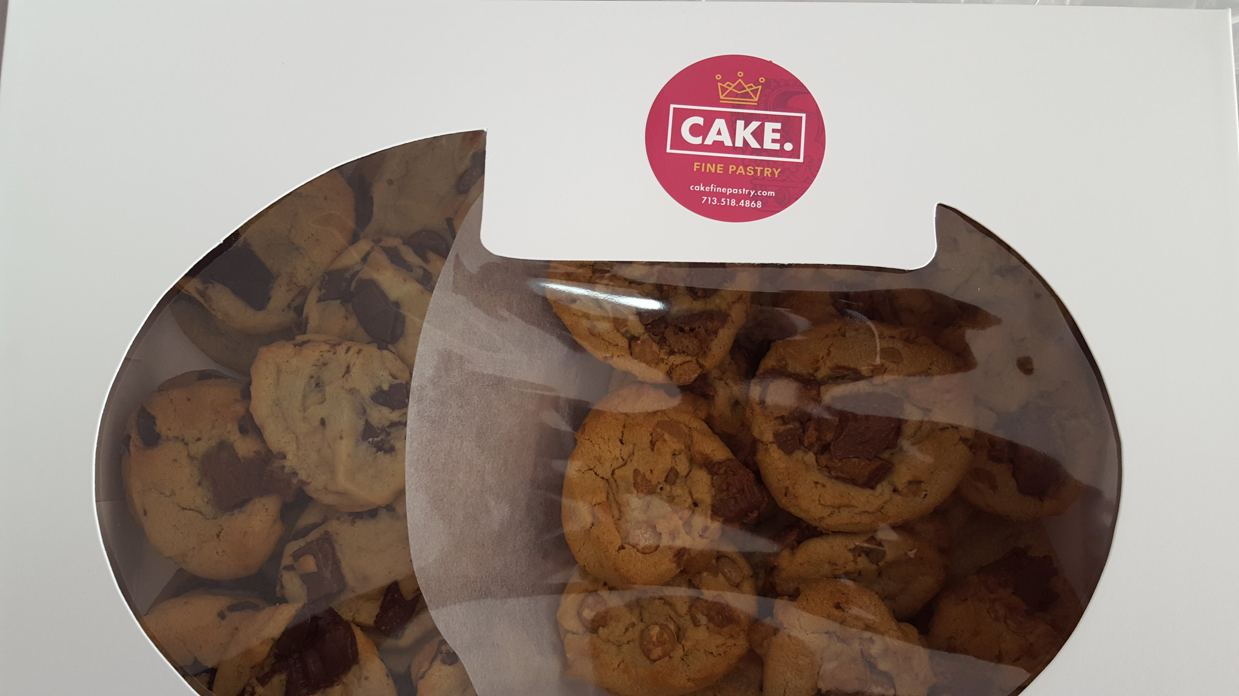 Variety Cookie Box