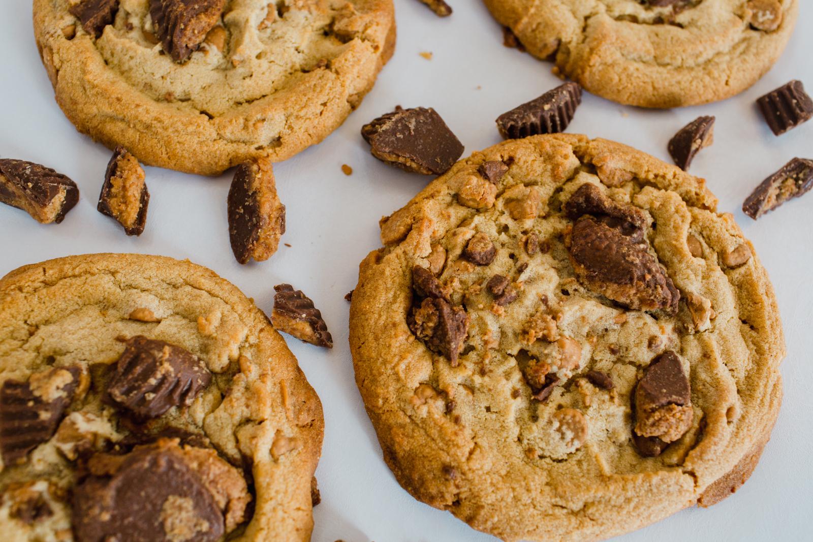 OMG Peanut Butter Cookie