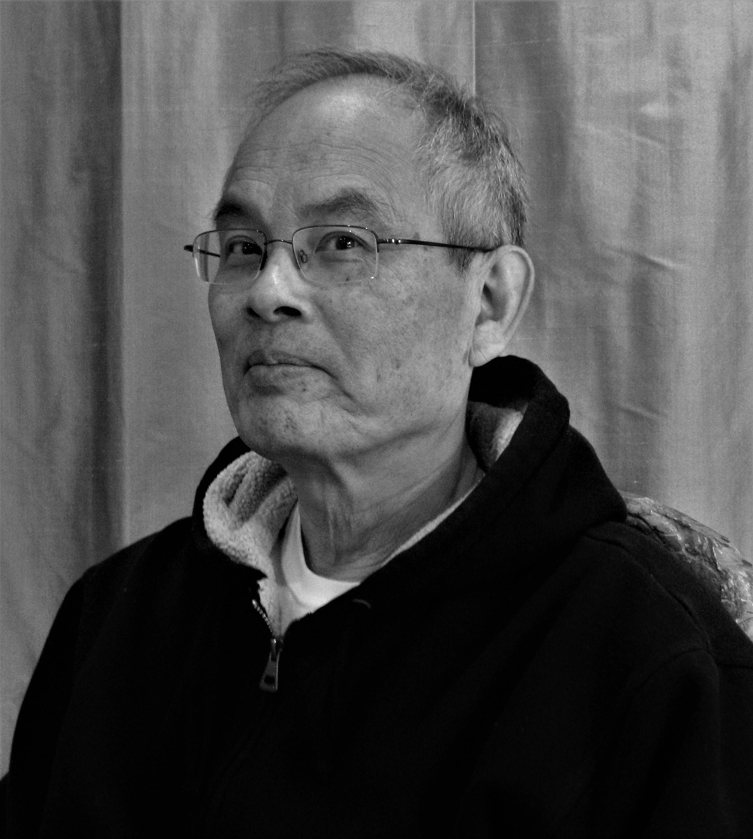 Alan Sue, November 2017. Photo by Keith Bringe. Copyright Rare Nest.