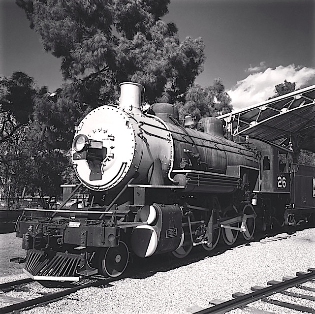 GRIFFITH PARK & SOUTHERN RAILROAD