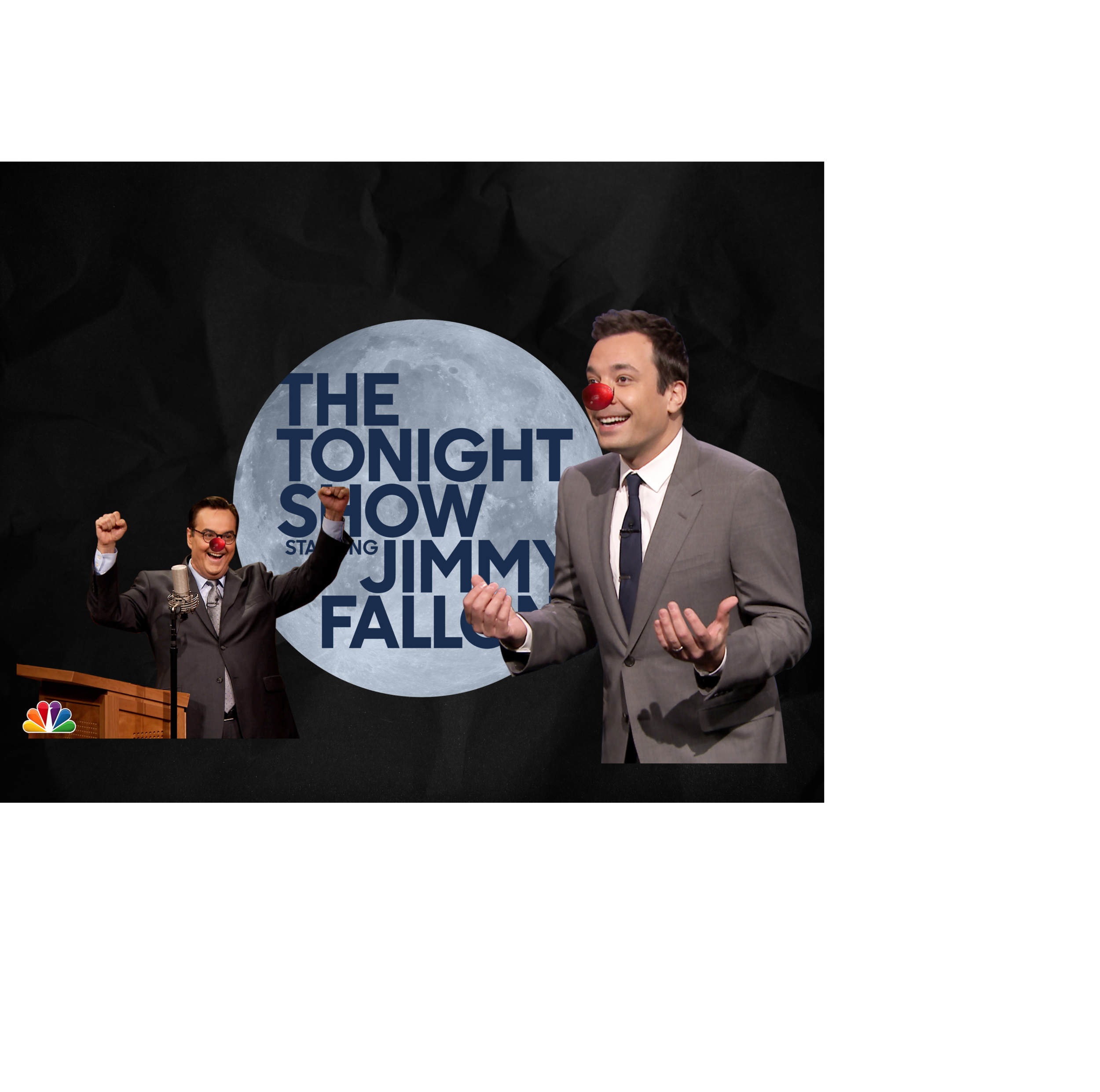 Jimmy Fallon , a millennial social media favorite and NBC star, supports  Red Nose Day , raising funds for  Comic Relief and childhood poverty. Ocean Spray brings Fallon to a bog with a farmer-grower and provides  cranberry red noses. A great tie-in as 70% of millennials spends more on cause-supporting brands.