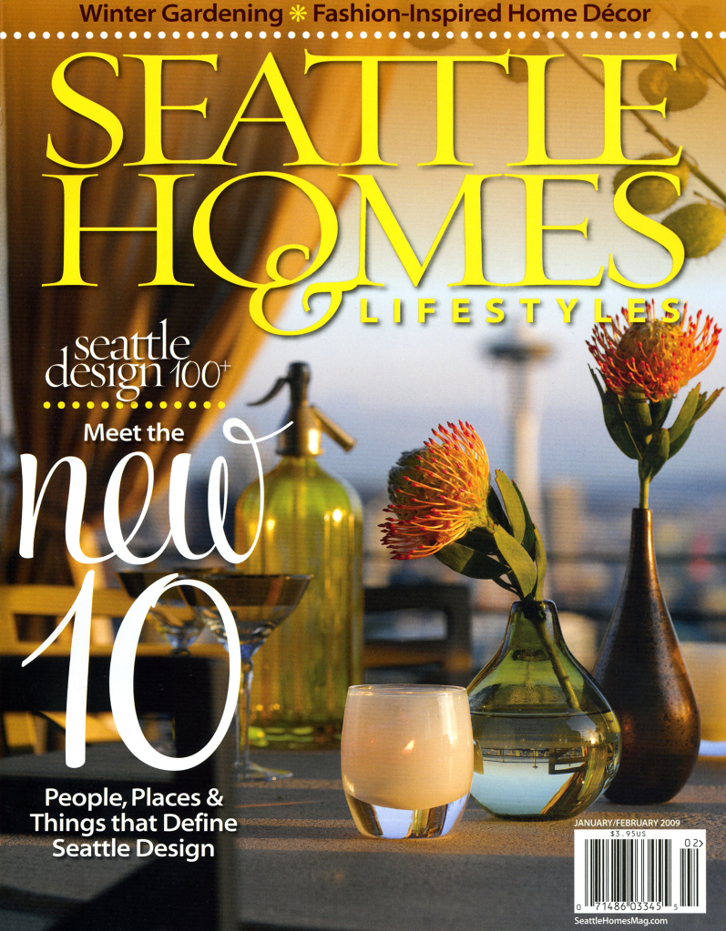 Seattle Homes, Feb, 2009