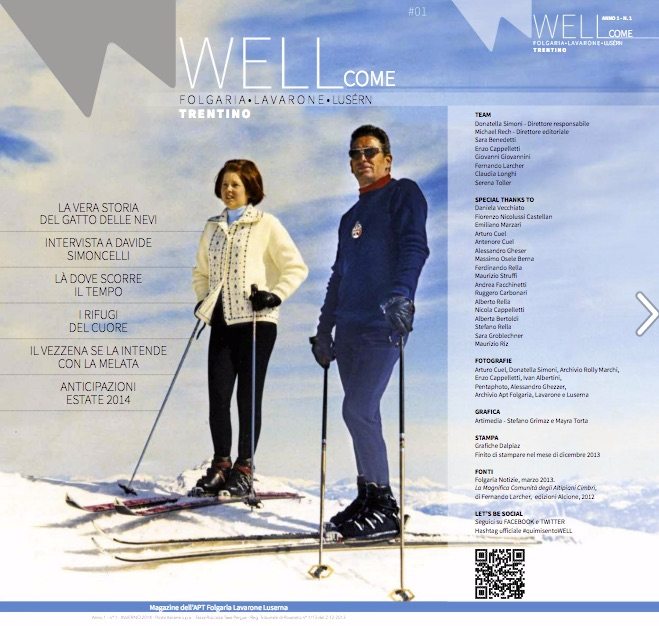WELLcome Magazine - Soundscape story