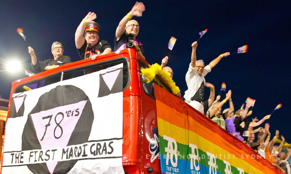 The 40th Anniversary of Sydney Mardi Gras is set to be a huge turnout.