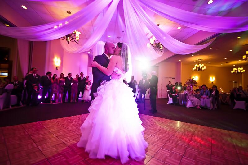 Uplighting. - an effective way to change the look of a room and add ambiance for an event. The effect is created by placing small lights on the floor and aiming them up. This creates a vertical beam of light -- hence the name