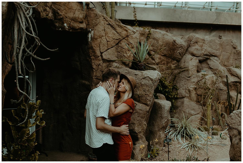 brooklyn botanical gardens love session