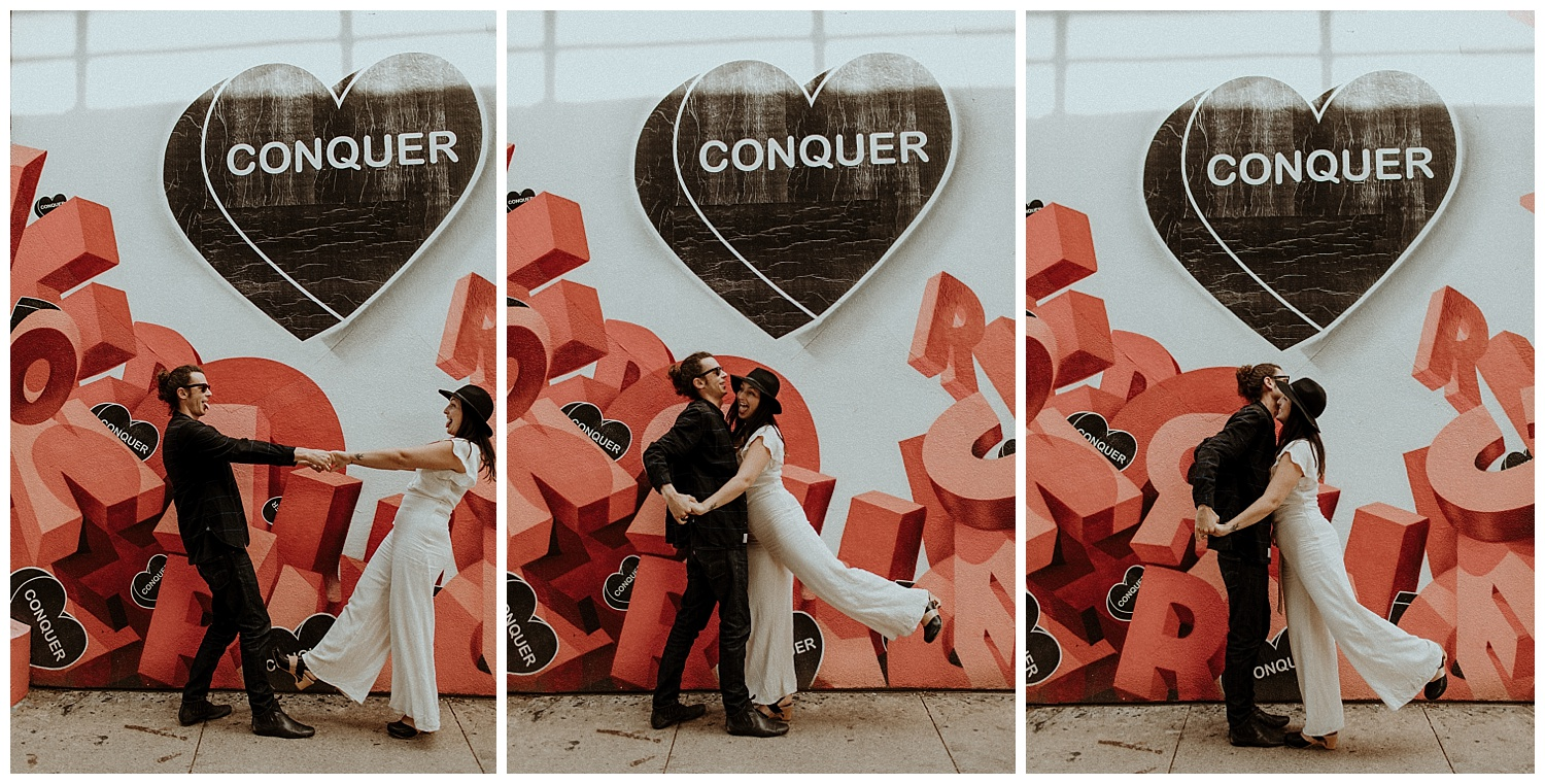 fishtown engagement session