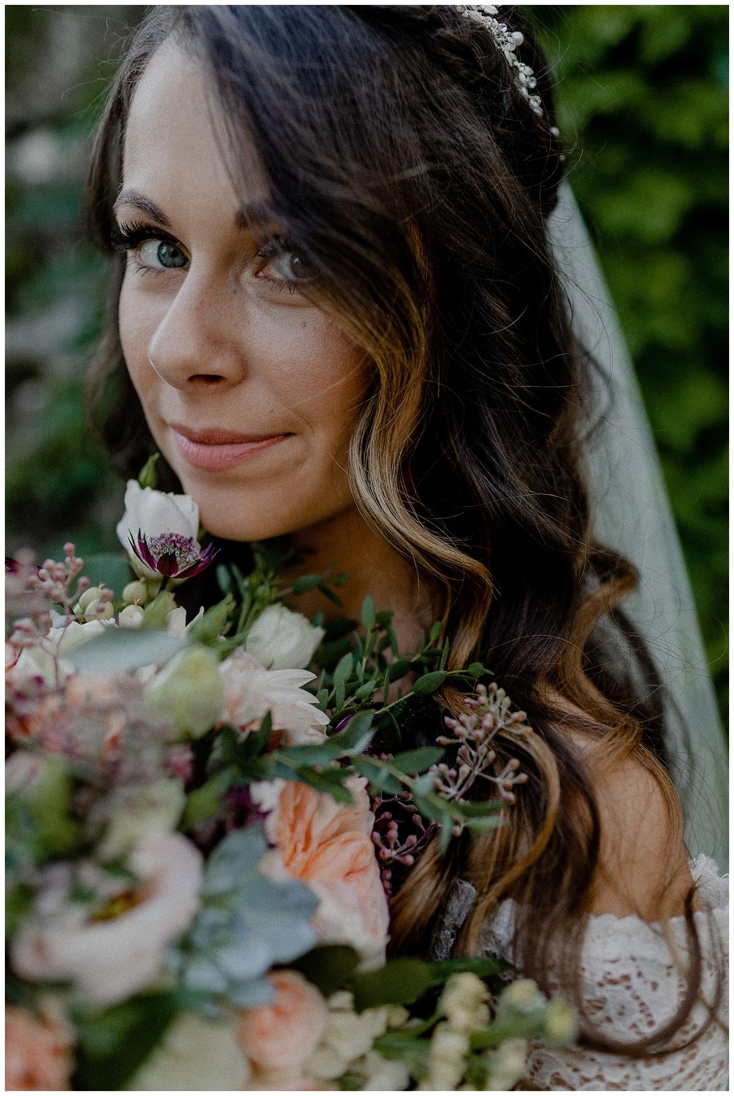 classic bride photos