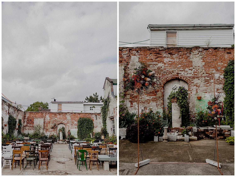 an urban fishtown wedding