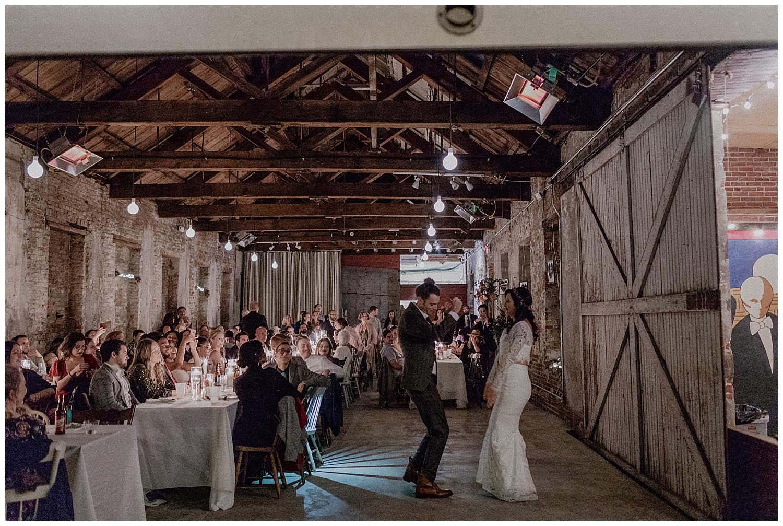 romantic fishtown wedding