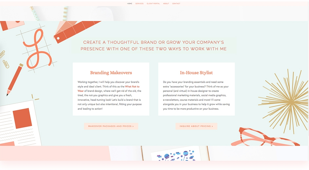 10 Judgments People Make About Your Brand From Your Biz Card & Website