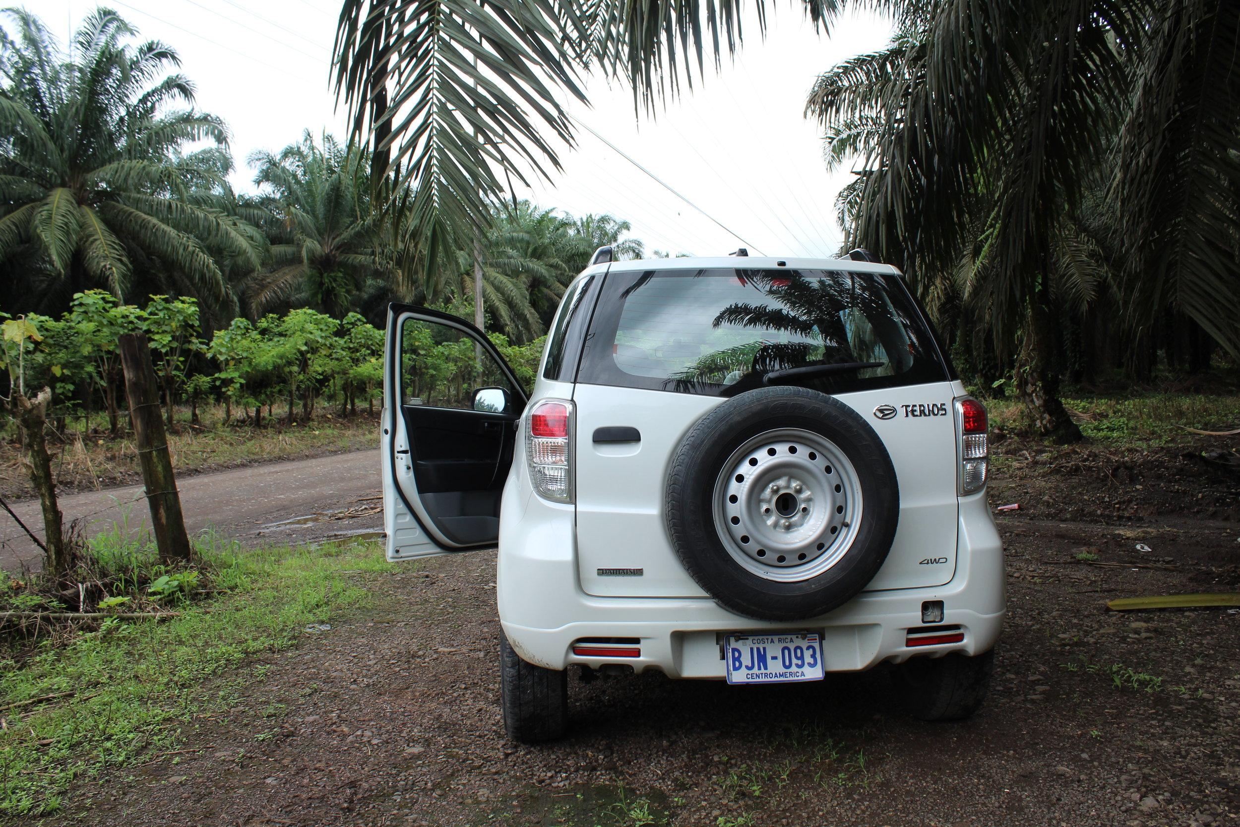 Rental Car Costa Rica Transportation Getting Around