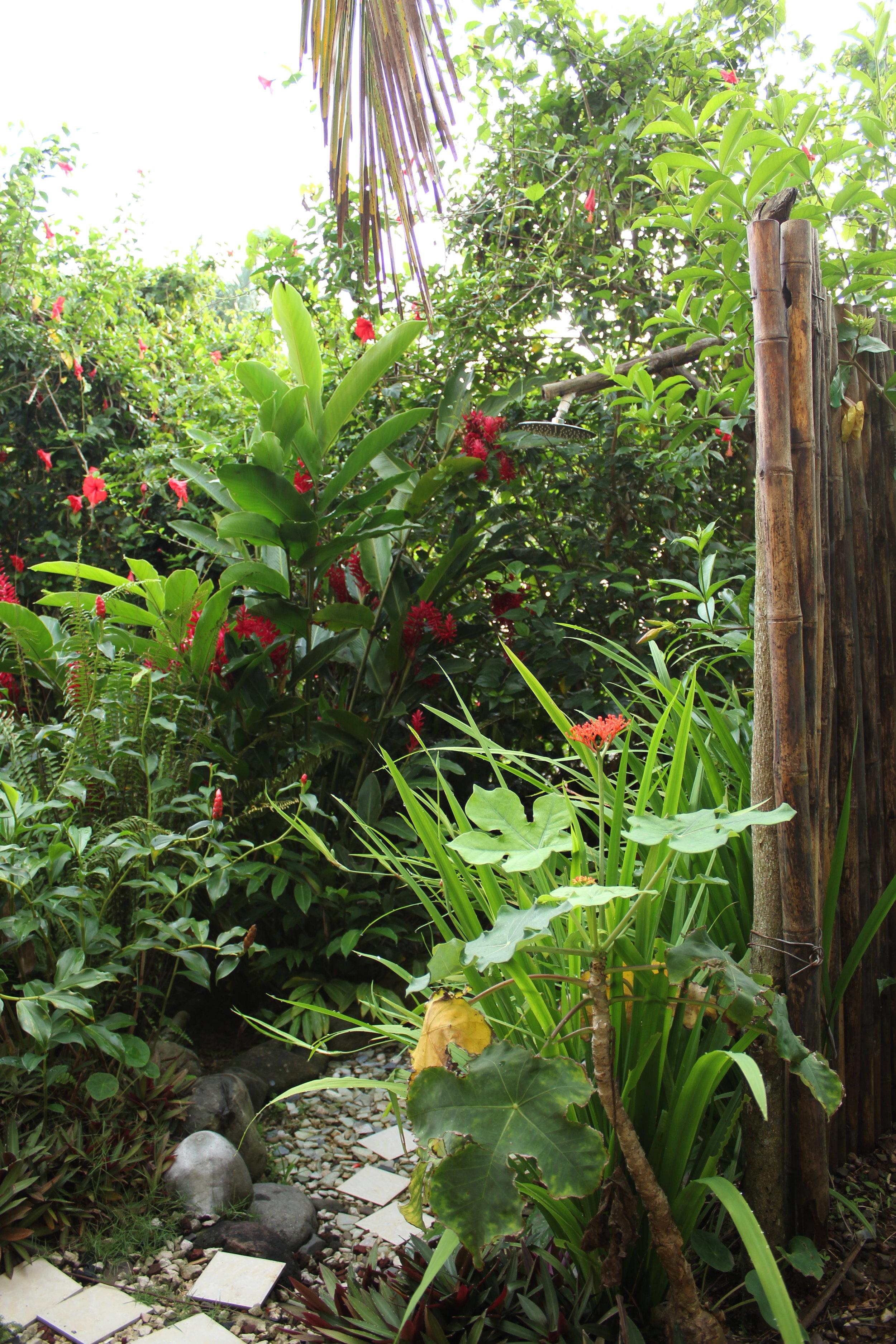Outdoor Shower Cost Rica